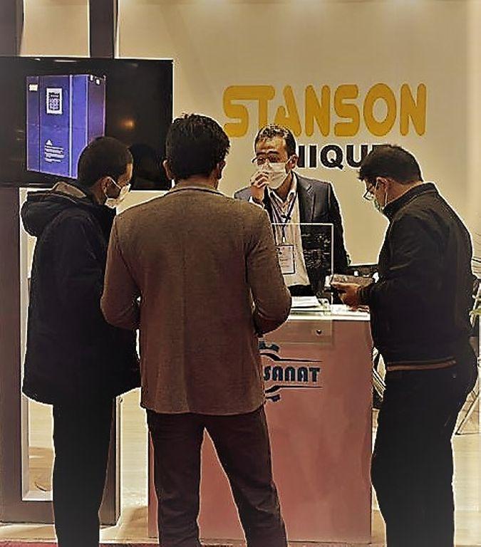 نمایشگاه صنعت برق stanson